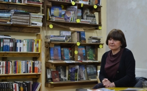 Dali Iashvili – Presentation of her Translations