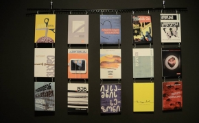 Books Covers Exhibition by Teona Chanishvili